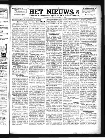 Schoonhovensche Courant 1946-01-14
