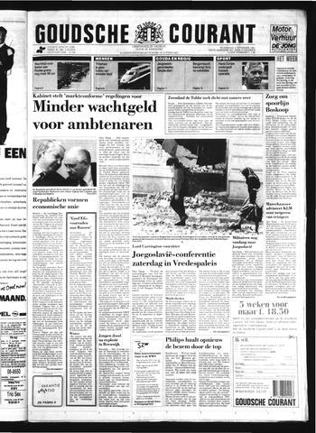 Goudsche Courant 1991-09-04