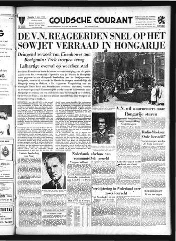 Goudsche Courant 1956-11-05