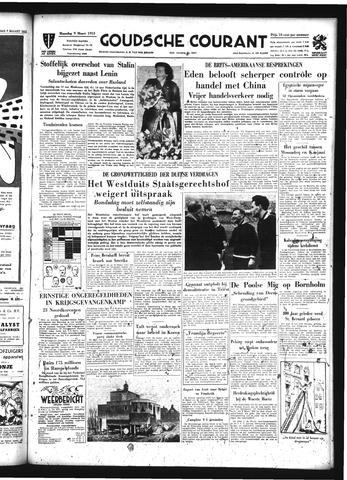 Goudsche Courant 1953-03-09