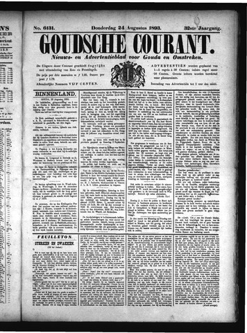 Goudsche Courant 1893-08-24