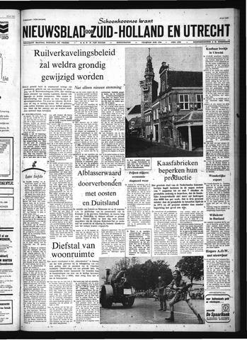 Schoonhovensche Courant 1972-07-26