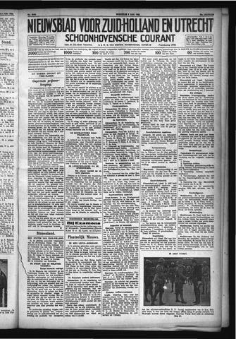 Schoonhovensche Courant 1932-06-08