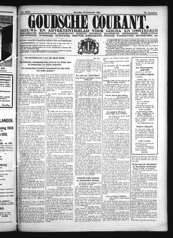 Goudsche Courant 1939-12-18