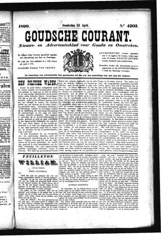 Goudsche Courant 1890-04-24