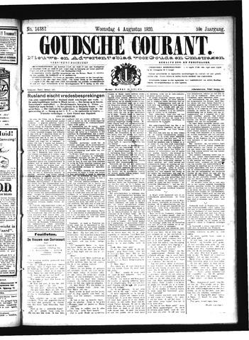 Goudsche Courant 1920-08-04