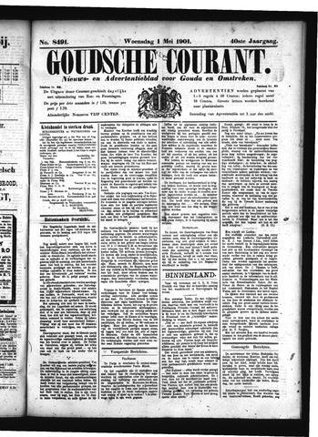 Goudsche Courant 1901-05-01