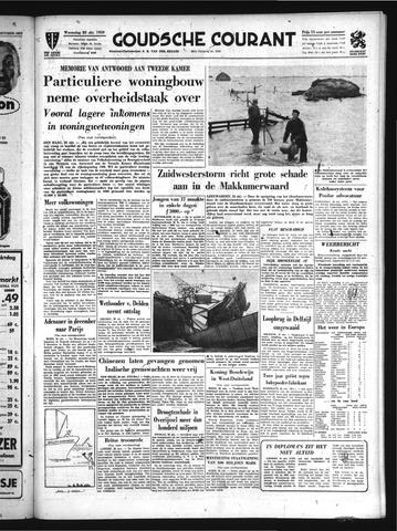Goudsche Courant 1959-10-28