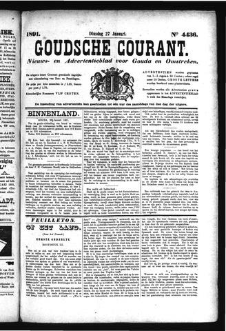 Goudsche Courant 1891-01-27