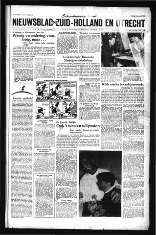 Schoonhovensche Courant 1959