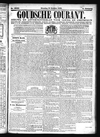 Goudsche Courant 1922-10-10