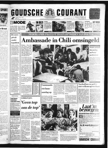 Goudsche Courant 1986-09-09