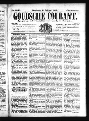 Goudsche Courant 1909-02-18
