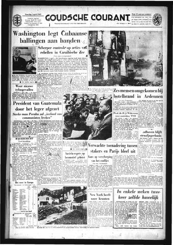 Goudsche Courant 1963-04-01