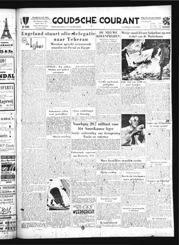 Goudsche Courant 1951-07-31