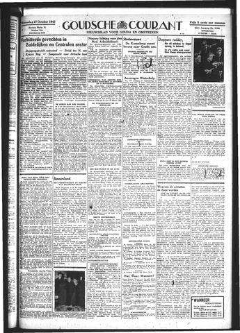 Goudsche Courant 1943-10-27