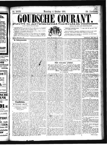 Goudsche Courant 1920-10-04