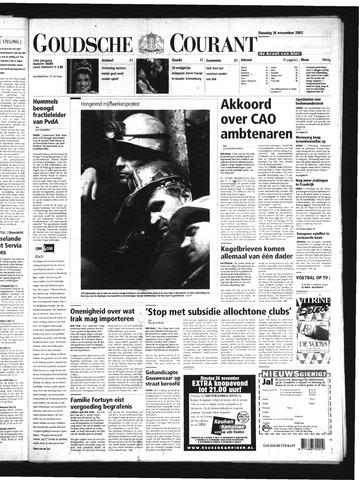 Goudsche Courant 2002-11-26