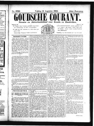 Goudsche Courant 1905-08-11