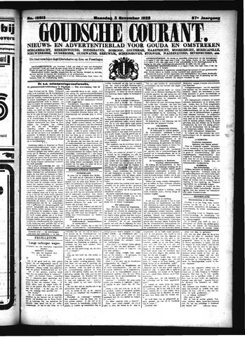 Goudsche Courant 1928-11-05