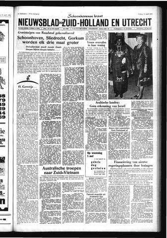 Schoonhovensche Courant 1965-04-30