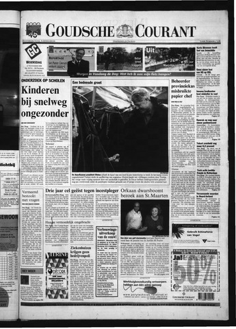 Goudsche Courant 1999-11-17