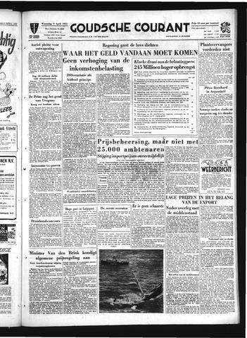 Goudsche Courant 1951-04-04