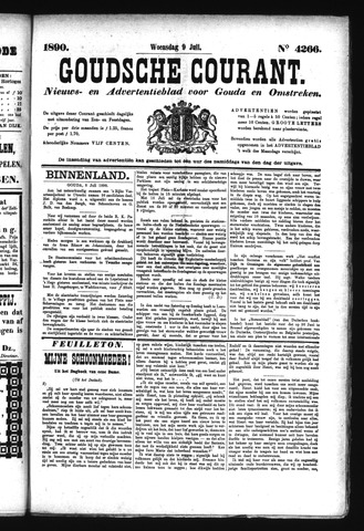 Goudsche Courant 1890-07-09