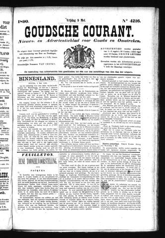 Goudsche Courant 1890-05-09