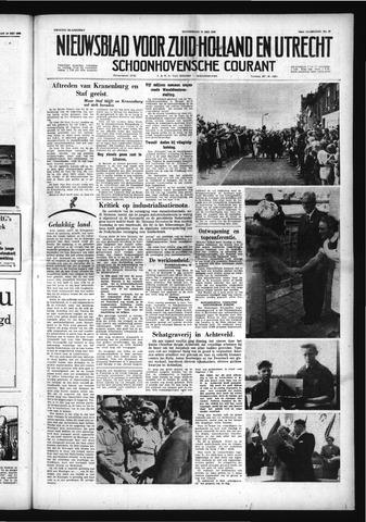 Schoonhovensche Courant 1958-05-22