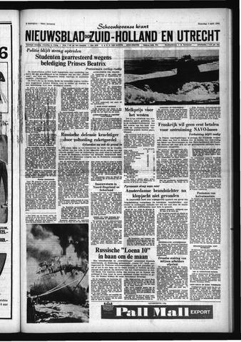 Schoonhovensche Courant 1966-04-04