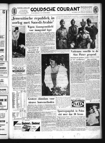 Goudsche Courant 1962-10-11