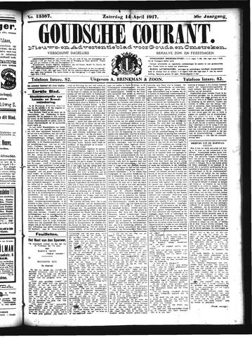 Goudsche Courant 1917-04-14