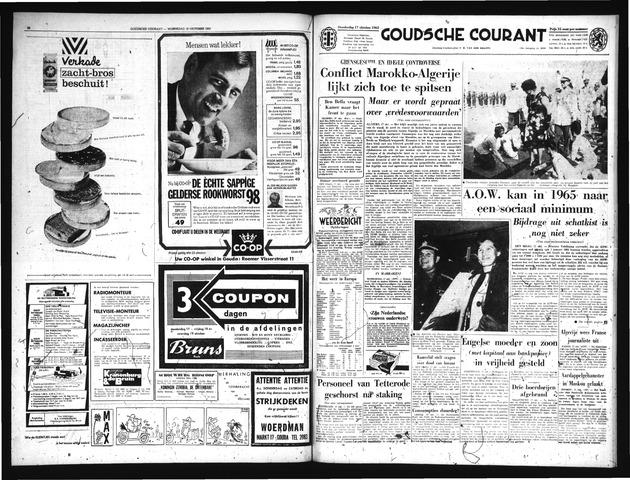 Goudsche Courant 1963-10-17