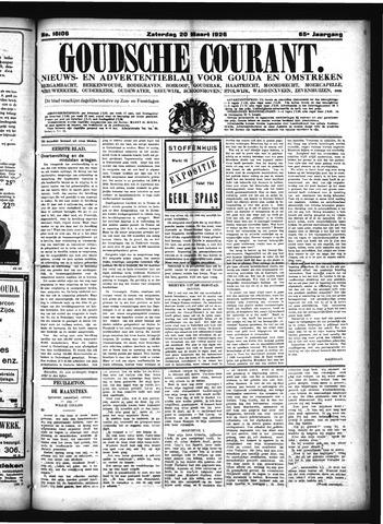 Goudsche Courant 1926-03-20