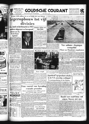 Goudsche Courant 1954-05-18
