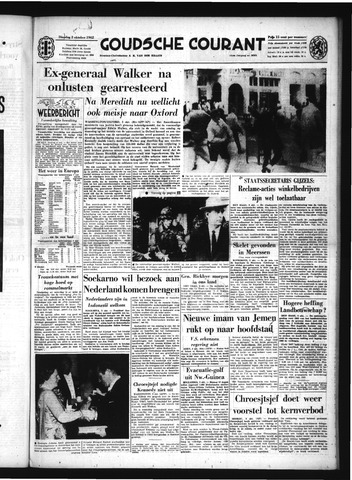 Goudsche Courant 1962-10-02