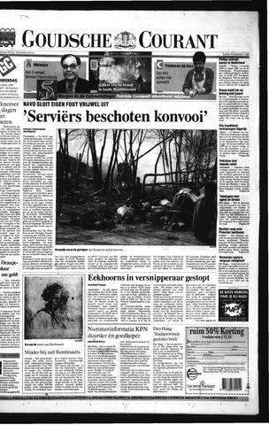 Goudsche Courant 1999-04-15