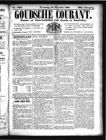 Goudsche Courant 1897-11-10