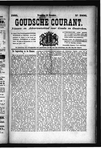 Goudsche Courant 1888-12-26