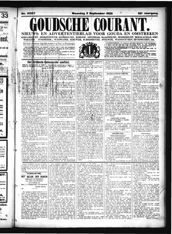 Goudsche Courant 1923-09-03