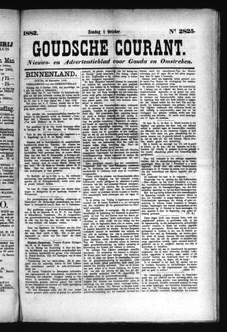Goudsche Courant 1882-10-01