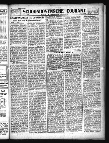 Schoonhovensche Courant 1943-10-05