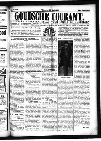 Goudsche Courant 1930-05-13