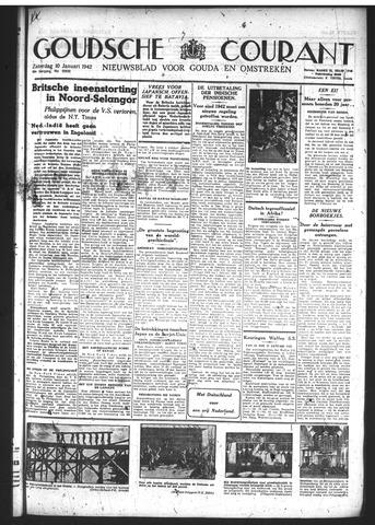 Goudsche Courant 1942-01-10