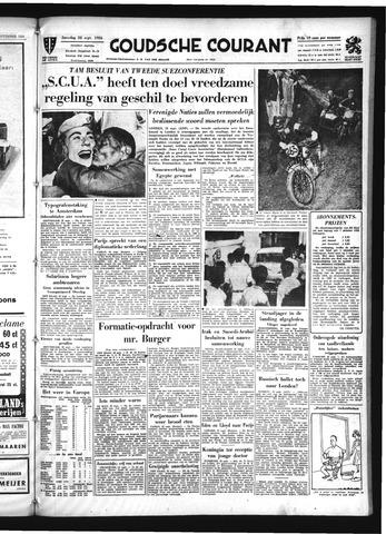 Goudsche Courant 1956-09-22