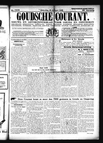 Goudsche Courant 1930-01-18
