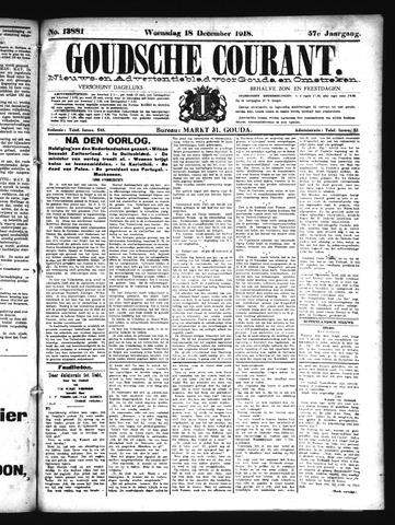 Goudsche Courant 1918-12-18