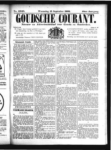 Goudsche Courant 1909-09-15