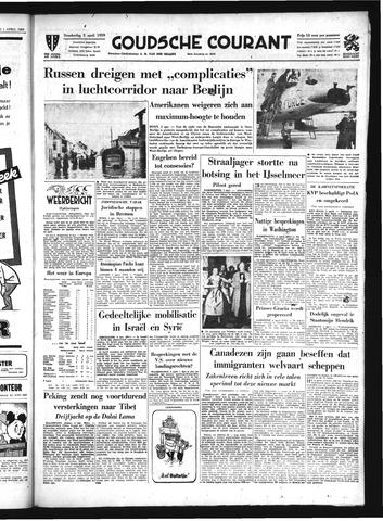 Goudsche Courant 1959-04-02